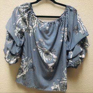 🔹 2 for $15 | Off Shoulder Blouse